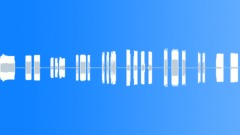 Beeps & Phones Cell Phone Nine Rings Sound Effect