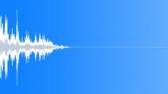 Fight Crashes Smashes Ceramic Ceramic Smash Med Long Break Sound Effect