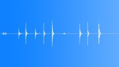 Foley Chalk Up Write Blackboard Emphatic Down Sound Effect