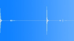 18th Century Chop Wood Axe ECS Release Debris x2 Sound Effect