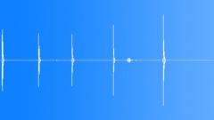 18th Century Chop Wood Hard Axe ECS Medium to Fast Faint Birds BG Sound Effect