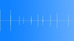 18th Century Chop Wood Medium Hard Axe ECS Blade Release Slow Series Faint Bird Sound Effect