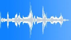 Automobile Civic 90 Start Idle Revs Rear Sound Effect