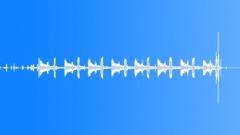 Household Clocks Ticks Clock Cuckoo 8x Fast On Off Sound Effect
