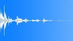 Metal Crashes Crash Metal Tumble Small Sound Effect