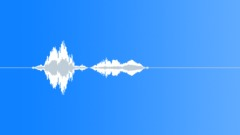Voices Cry Sob Female Single Short 2 Sound Effect