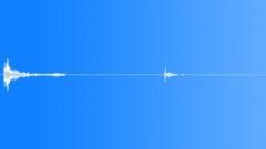 Foley Daytimer Slide Pickup Roomy Sound Effect