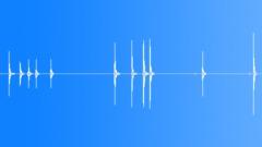 Foley Various Foley Dial Turning Clacks Rotating Knob Sound Effect