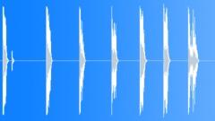 Metal Drops Diamond Plate Big Drops Series Concrete Heavy Bounces Metal Hits Cl Sound Effect
