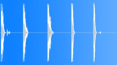 Metal Drops Diamond Plate Big Drops Series Concrete Heavy Crash Metal Hits Clan Sound Effect