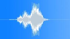 Metal Grab Diamond Plate Big Grab Dull Scrape Heavy Close POV Interior Sound Effect