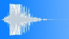 Foley Various Door Slam On Head Hollow Rattle Close POV Sound Effect