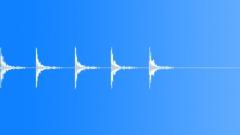 Doors Knocks Door Med Wood Knocks x5 Firm Sound Effect