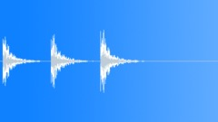 Foley Door Wood Knock Average Standard Sound Effect