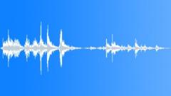 Foley Door Wood Slick Handle Twist Sound Effect