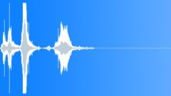 Foley Drag Drag Sack Gravel Hits Sound Effect