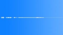 Miscellaneous Bullhorn Exterior Spanish Announcement 'Alto'(Halt) Dreamy Reverb Sound Effect