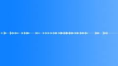 Metal Hits Hard Strike Exterior Banging On Steel Rail Very Far Away Sound Effect