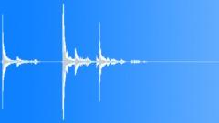 Sports Tennis Sports Exterior Tennis Raquet Dropped On Asphalt Cort Sound Effect