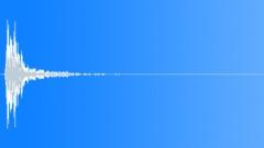 Miscellaneous Impact Slow And Low Break With Tonal Reverberation Äänitehoste