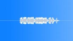 Miscellaneous Police Interior Cop Radio Distorted Babble Short Sound Effect