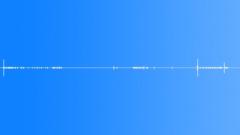 Miscellaneous Camera Interior Exakta Shutter Release Timer Buzzes Down Sound Effect