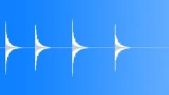 Miscellaneous Court Interior Gavel Bang Far Verb Sound Effect