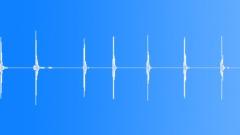 Miscellaneous Gun Interior Gunshot Sweetener Heavy Loud Thud Click Series Sound Effect