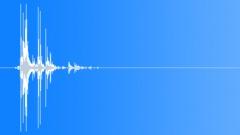Miscellaneous Impact Interior Plastic Bucket Falls Hard On Ground Loud Bang Spr Sound Effect