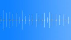 Miscellaneous Impact Interior Pointer Taps Sound Effect