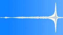 Aviation Propeller Plane Radial Fairchild C123K Radial Only Pass By Medium Fast Sound Effect