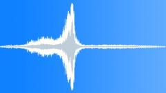 Aviation Propeller Plane Radial Fairchild C123K Radial Only Touch N Go Off Side Sound Effect