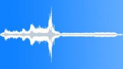 Cars Specific Pontiac Firebird Up Jerky Acceleration Stop Idle Off Medium Speed Sound Effect