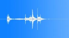Foley Folder Paper Grab Aggresive Sound Effect