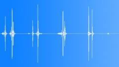 Foley Footsteps Carpet Single Footsteps Leaps Close Up Sound Effect