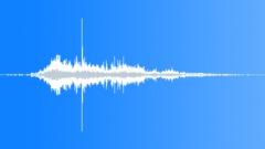 Cars TransAm Frontier Gravel Various Gravel Hit Fence Sound Effect