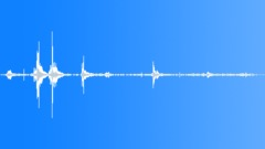Foley Various Glove Latex Snap Fold Sound Effect