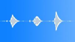 Sports Boxing Vocalizations Grunt Fight Male Strike 3x Sound Effect