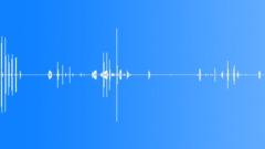 Animals Guanacos Single Vocals Rare Guttural Gargle Attached Mic Sound Effect