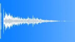 Sound Design Science Fiction Gun Big Explosion Debris Echoey Close Up Sound Effect