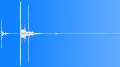 Foley Gun Down Concrete Easy Rattle Sound Effect