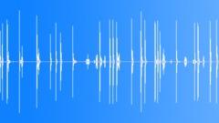 Foley Various Hammer Hits Series Wood Metal Crash Break Debris Close POV Sound Effect