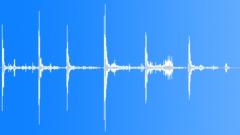 Foley Various Hands On Sail Grabbing Clothes Rubs Close POV Sound Effect