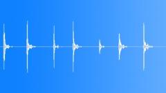 Foley Rubber Dummy Manequin Head Hit Wobble Vibrate Sound Effect
