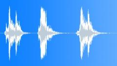 Foley Various Foley Heavy Metal Latch Clanks Locker Door Sound Effect