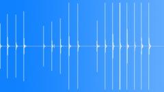 Rocks Hits Hits Rocks Hammer Woodpile Sound Effect