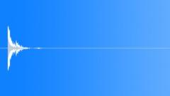 Sports Hockey Net Hit Crossbar Ricochet Sound Effect