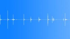 Sports Hockey Net Medium Distant Hit Post Stick Series Sound Effect