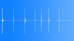 Sports Hockey Pad Shin Hits Series 2 Sound Effect