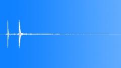 Sports Hockey Shot Slap Hit Net Firm Sound Effect